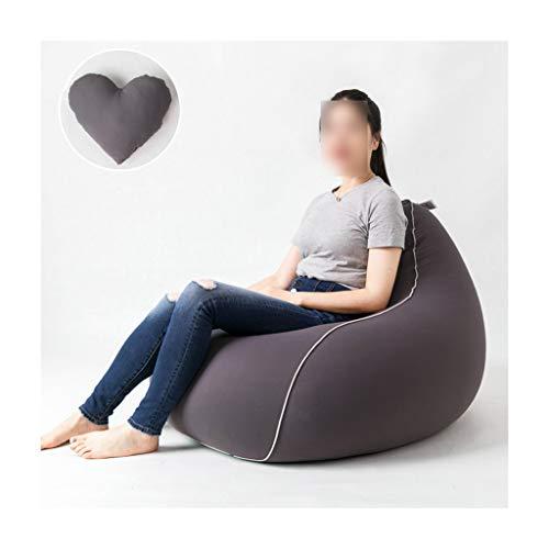 SD Pouf Poire/Grande Fauteuil/Fauteuil/Bean Bag Chaise/avec Mousse Ultra Confortable/pour Enfants Et Adultes/Convient pour Intérieur Et Extérieur(60 * 75 * 78cm)