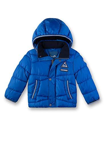Sanetta Jungen Outdoorjacket Fake Down Jacke, Blau (Royal Blue 5867), 98 (Herstellergröße: 098)