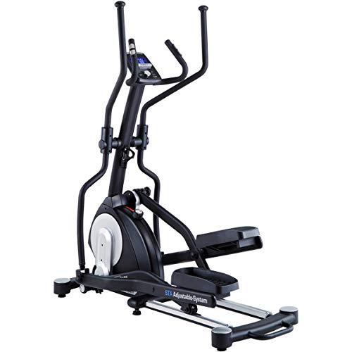 Maxxus CX7.4 Cyclette Ellittica Professionale Ergonomica, Nero