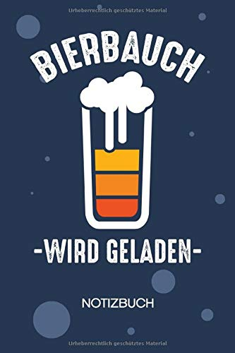 NOTIZBUCH A5 Blanko: Trinker SKIZZENBUCH - 120 Seiten für Notizen Skizzen Zeichnungen - Männerabend Notizheft Bier - Saufen Geschenk für Biertrinker Bierliebhaber Säufer