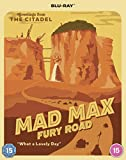 Mad Max: Fury Road [Blu-ray] [2015] [Special Poster Edition] [Region Free]