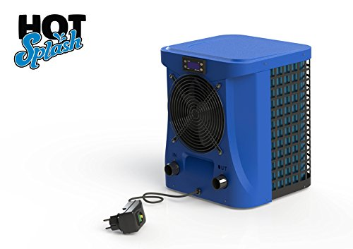 LEKINGSTORE- Pompe à Chaleur Hot Splash 2.4 kW pour Piscines Hors Sol jusqu'à 10m3