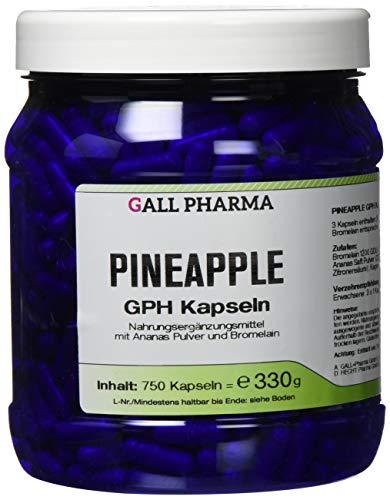 Gall Pharma Pineapple GPH Kapseln, 750 Kapseln