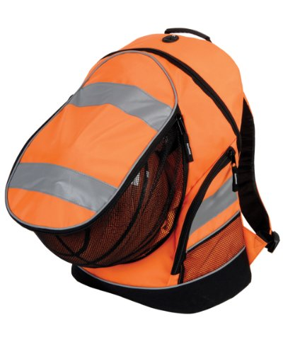 Shugon-Zaino ad alta visibilità, colore: arancione, misura: O/S