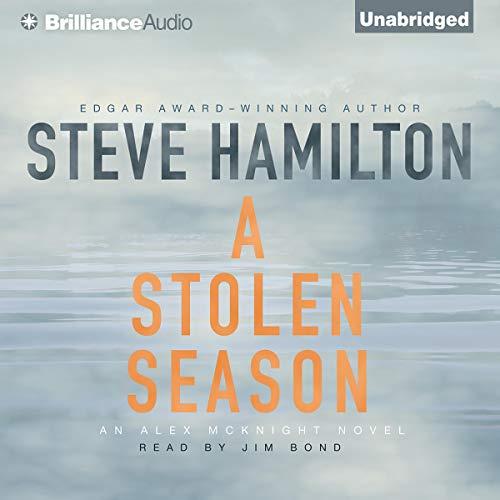 Page de couverture de A Stolen Season