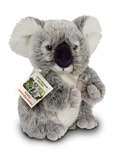 Teddy Hermann 91424 Koalabär 21 cm, Kuscheltier, Plüschtier, Sonderedition Teddy Hermann erklärt