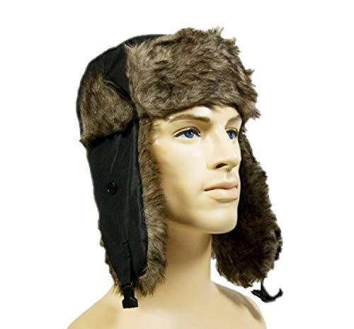 Muts - siberisch - Zwart met bruine wol**