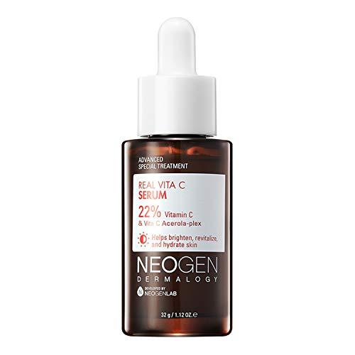 DERMALOGY by NEOGENLAB Vitamin C Serum 22% with Pure Ascorbic Acid,vitamin complex (Vitamin E, Vitamin B5) and Niacinamide (VITA C SERUM)