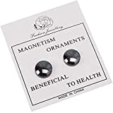10 Pair Biomagnetic Health Care Weight Loss Earrings, Patch Slim Body Shaper Yoga Diet, Healthy Weight Loss Jewelry Magnetic Earrings, Help Slimming 10pair