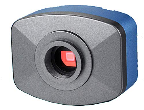 Labomed LC-26 9.0MP CMOS Color Digital Microscope Camera, 30mm Eyetube Connection, USB2.0 Output, Includes Software