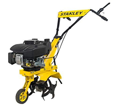 Stanley 604400040 SGT-40 Gartenpflegehacke, 2500 W, Gelb/Schwarz