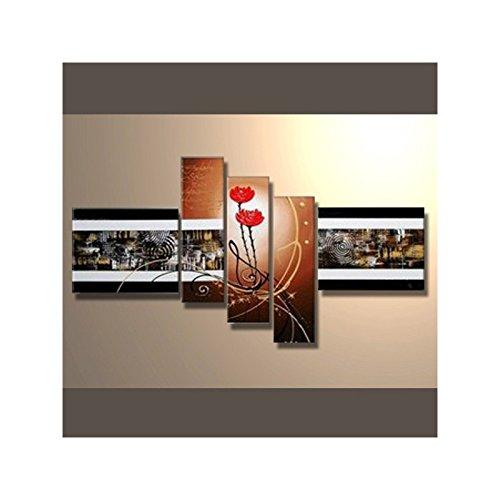 ruedestableaux - Tableaux abstraits - tableaux peinture - tableaux déco - tableaux sur toile - tableau moderne - tableaux salon - tableaux triptyques - décoration murale - tableaux deco - tableau design - tableaux moderne - tableaux contemporain - tableaux pas cher - tableaux xxl - tableau abstrait - tableaux colorés - tableau peinture - Duo de pivoines