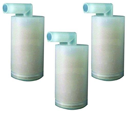 3 x SparesPlanet Anti-Scale Filtereinsatz Breville, Bush, Delta Aldi, domotec, Kenwood Dampfgenerator