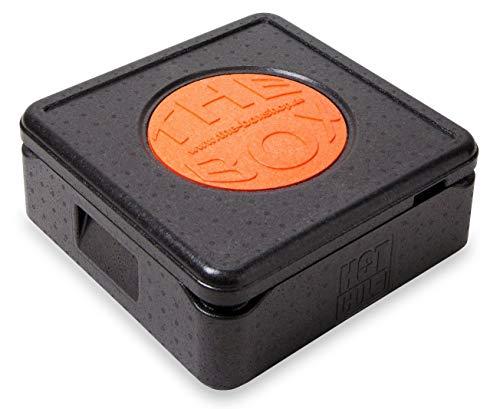 THE BOX Thermobox EPP 41 x 41 x 24 Isolierbox Kühlbox Art. 79770