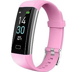 Image of Vabogu Fitness Tracker HR,...: Bestviewsreviews