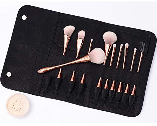 Ensemble De Pinceaux De Maquillage Pinceau Net Ins Rouge Outil Blush Sac De Tube De Stockage Portable, 1