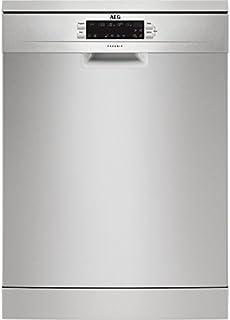 AEG FFB53600ZM Independiente 13cubiertos A+++ lavavajilla - Lavavajillas (Independiente, Acero inoxidable, Tamaño completo (60 cm), Acero inoxidable, Botones, LED)