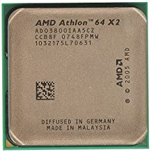 AMD Athlon 64 X2 3800+ 1MB Socket AM2 Dual-Core CPU