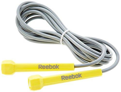 Reebok RSRP-10081 - Comba de Skipping, Color Amarillo