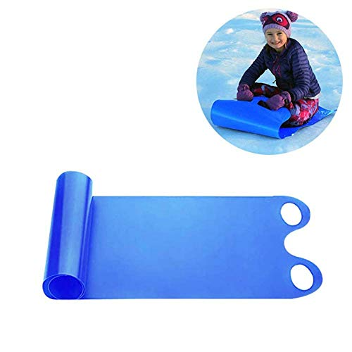 XUEXIN Snowboards amp Skis Snow Sled Adult Children Cold Resistant Portable Roll Up Sand Grass Rolling Slider Pad Board Toy