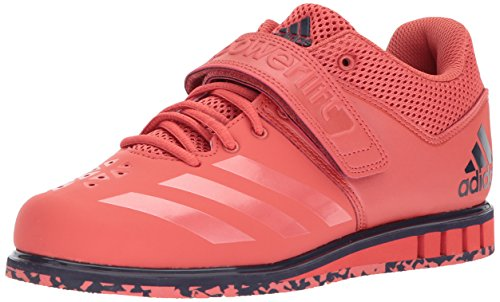 adidas Men's Powerlift.3.1 Cross Trainer, Trace Scarlet/Trace Scarlet/Noble Ink, 13 UK
