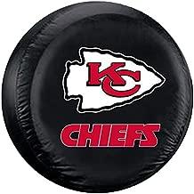 kansas city chiefs tire cover