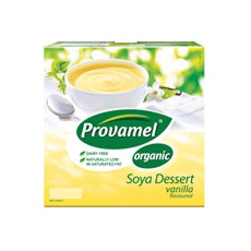 Organic Dessert - Vanilla - 4x125g