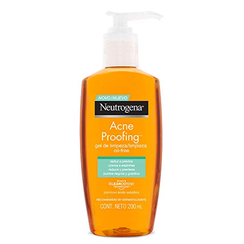 Gel de Limpeza Acne Proofing, Neutrogena, 200ml