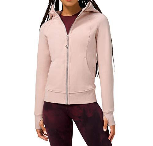 Lululemon Scuba Hoodie (Blissful Pink, 4)