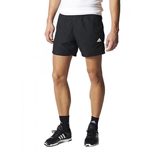 adidas Herren Shorts Sport Essentials Chelsea, Black/White, M