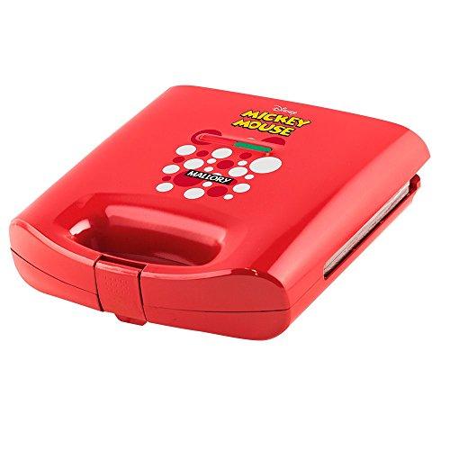 Sanduicheira Mickey Mouse Mallory B96800851 Vermelha 110V