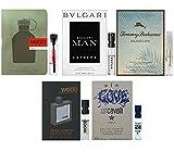 Best Cologne Samples - Men's cologne sampler set - Designer perfume sample Review
