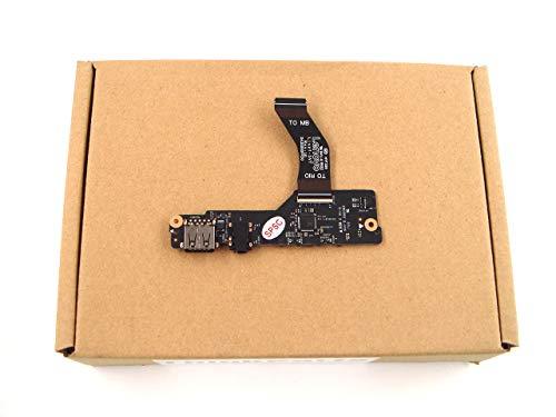 Piezas genuinas para Lenovo ideapad Yoga 900-13ISK 13.3 pulgadas Power Botton USB Asdio SubBoard con Cable 5C50K48444