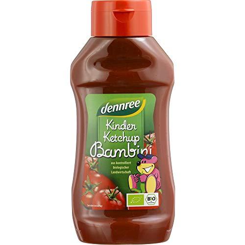 dennree Bio Kinder Ketchup (2 x 500 ml)