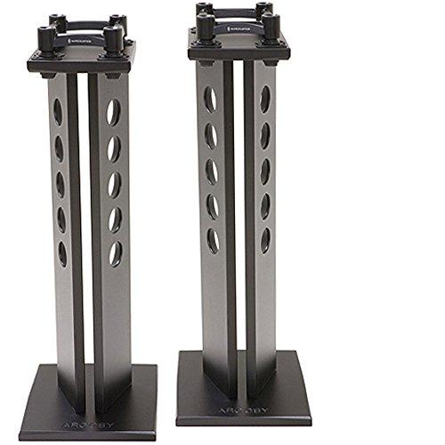 Amazing Deal Argosy 360i-B Spire Speaker Stands Pair