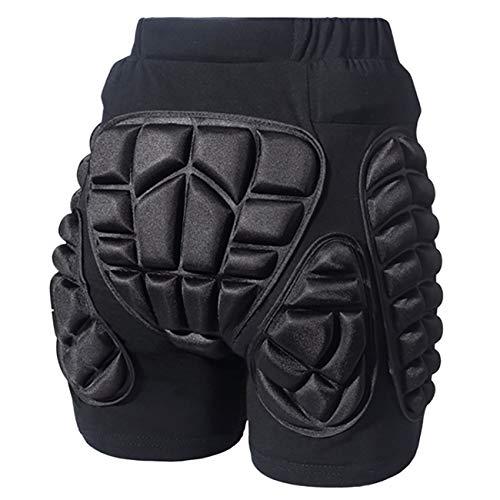 EZSTAX Pantalones de Protección Pantalones de Esquí para P