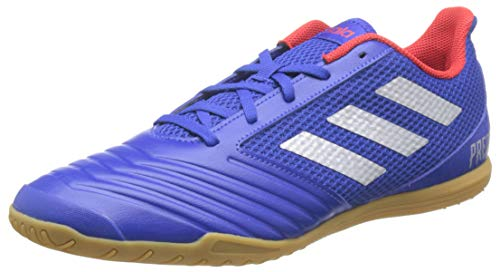 Adidas Predator 19.4 In Sala, Botas de fútbol para Hombre, Azul, 44 EU