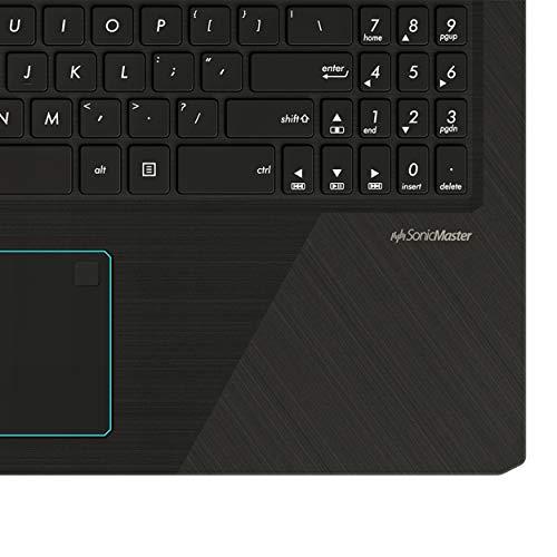 "ASUS VivoBook 15.6"" FHD Laptop, AMD Quad Core R5-3500U, GeForce GTX 1050 Graphics, 8GB DDR4 RAM, 512GB PCIe SSD, Windows 10 Home, Wi-Fi 5, Fingerprint, Backlit KB, Black, M570DD-DS55"