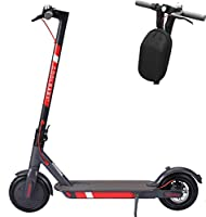 COOLBABY 8.5 Inch Adult Electric Scooter With APP,Easy Fold Carry Design Lightweight With a Bag 25KM/H|MAX LOAD...