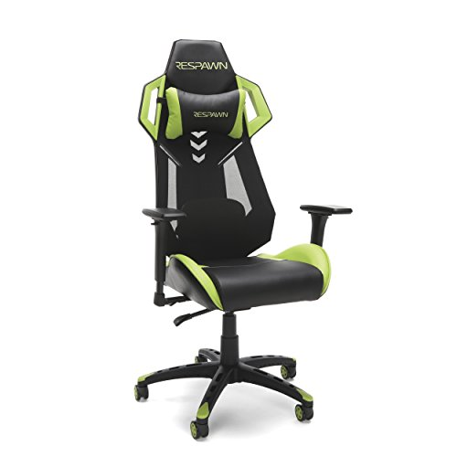 RESPAWN 200 Racing Style Gaming Chair in Green