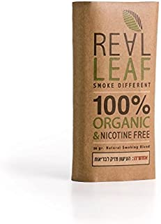 real leaf tobacco substitute
