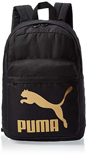 PUMA Originals Backpack, Zaino Unisex Adulto, Black, Taglia Unica