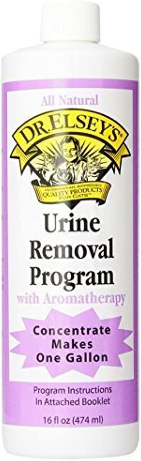 Dr. Elsey's Urine Removal Program, 16 Ounce Bottle by Dr. Elsey's Precious Cat