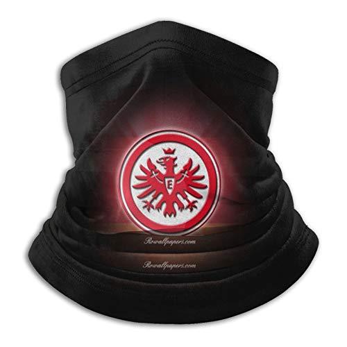 longdai Microfaser Halstuch/Nahtloser Thermowärmer Bundesliga-Eintracht-Frankfurt Stirnbänder Bandana Schal Head Wrap Maske für Winter Outdoor Sport