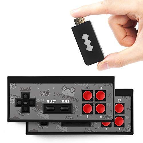 Console di Gioco per TV, HDMI HD Videogioco Classico 568 con Retro Game Controller USB palmare, Console di Gioco Retrò Console per Videogiochi 4K HDMI
