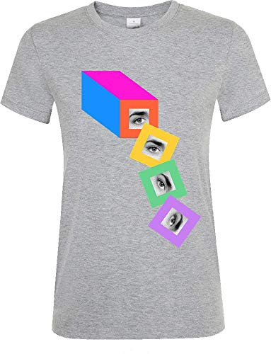 Brood sneetjes met Mensheid Vrouwen Crew Neck T-Shirt