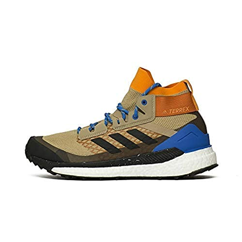 adidas Hombre Terrex Free Hiker Zapatos de Senderismo Marrón