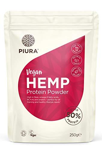 Piura Organic Hemp Protein Powder 250g