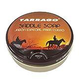 Tarrago | Jabón Para Cuero Saddlery 100 ml | Limpia Cuero Liso, Especialmente Guarnicionería | Limpiador de Calzado de Piel