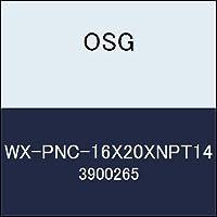 OSG 超硬ラジアス WX-PNC-16X20XNPT14 商品番号 3900265